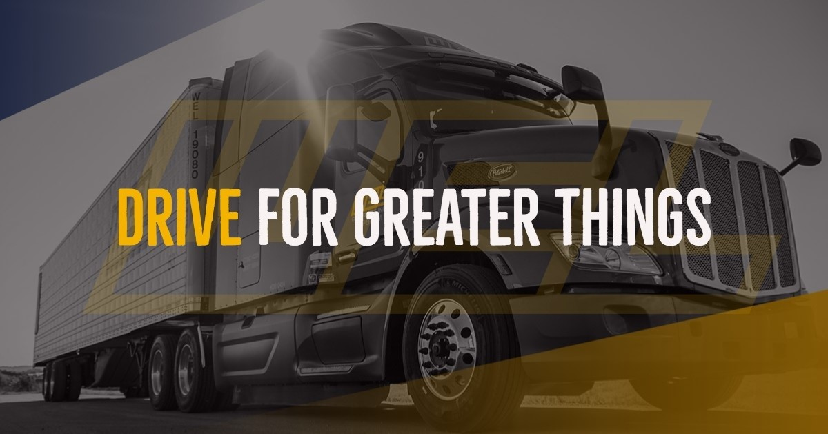 WEL Companies is looking for truck drivers.